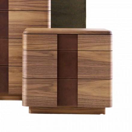 Tavolina moderne e ngurtë e shtruar në shtrat, Grilli York e bërë në Itali