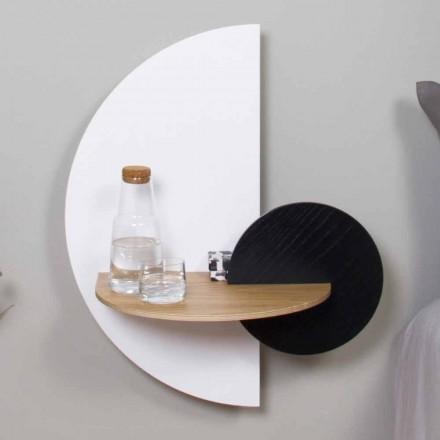 Tavolina e krevatit modular modern në dizajn elegant dhe të gjithanshëm kompensatë - Ramia