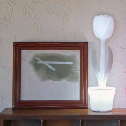 Përbërja 4 Llamba tavoline të udhëhequra nga dizajni modern - Tulipani nga Myyour