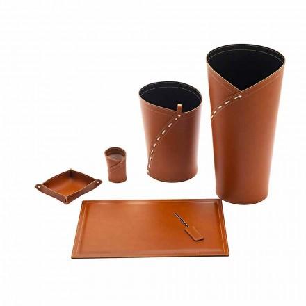 Aksesorë Zyre Made në Itali Qëndroni ombrellë, Kuti letre, Tavolinë tavoline - Giulio