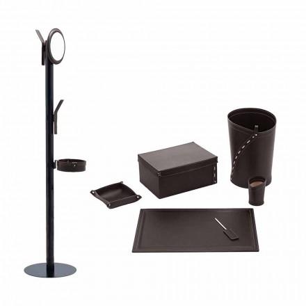 Veshjet me sende të zyrës, Veshja e tavolinave, Mbulesa prej letre, Mbajtësit - Andrea