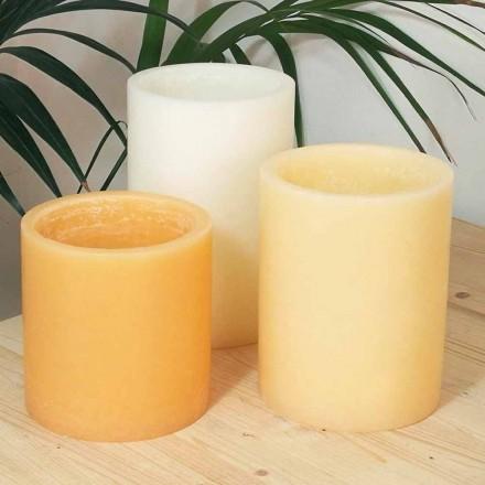 Përbërja e fenerave aromatikë me qirinjë të bërë në Itali 3 copë - Terna