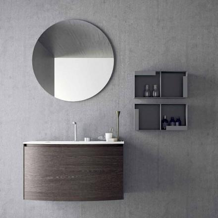 Përbërja për banjën e varur të modelit modern të prodhuar në Itali - Callisi11