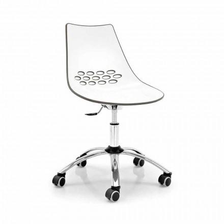 Karrige e kthyeshme zyre Connubia Calligaris Jam, grup 2, dizajn modern