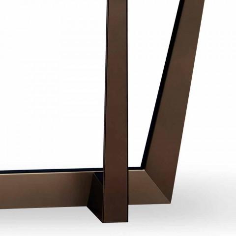 Console Design në Qeramikë dhe Metal Made në Itali - Art