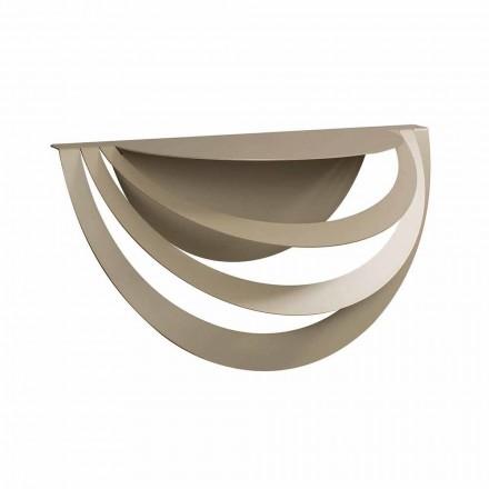 Konzolë e pezulluar në hekur për dizajn modern të bërë në Itali - Olfeo