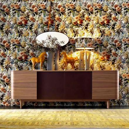 Dollap me rimeso druri Grilli York me 4 dyer 100% të bëra në Itali