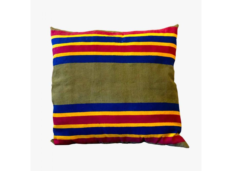 Artistike Artizanale Italiane Cushion Cushion Unique Hand Hand Piece - Viadurini by Marchi