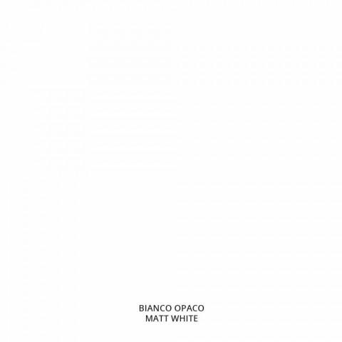 Divan për ambiente të jashtme në polietilen me ngjyra i prodhuar në Itali - Conda