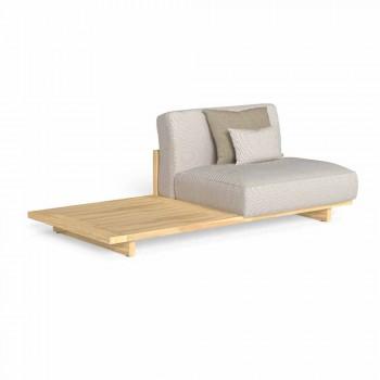 Divan i jashtëm modular me tavolinë të djathtë ose të majtë - Argo nga Talenti