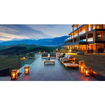 Divane moderne Varaschin Bali me jastekë të mbushur