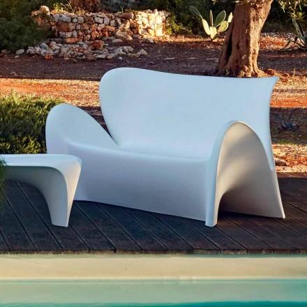 Dizajn plastik me ngjyra në divan të dhomës së ndenjes së jashtme ose të brendshme - Lily nga Myyour