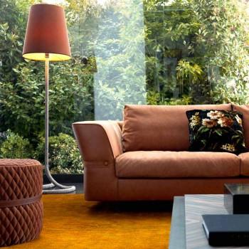 3 dollapë tapiceri me tapiceri divan Grilli Joe bërë në Itali