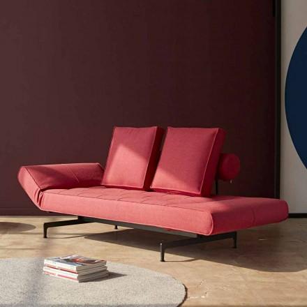 Ghia by Innovation krevat divan të projektimit në pëlhurë të mbushur