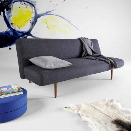 Unfurl by Innovation shtrat modern i sofistikuar me divan