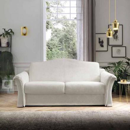 Shtrat divani prej pëlhure me detaje Arabescato Prodhuar në Itali - Gigliola