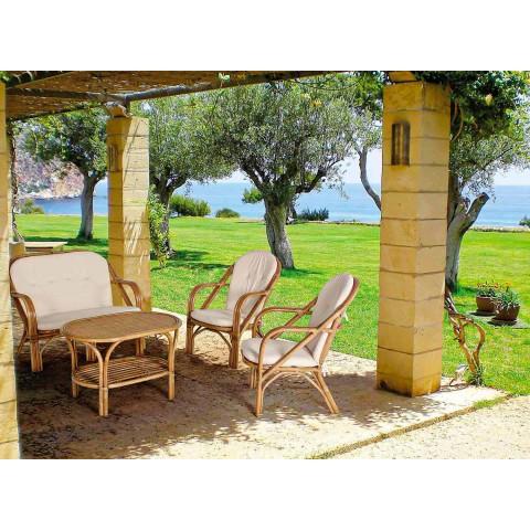 2 divan në vend të dyfishtë për kopsht në Jastëkët e Bardhë të Bastunit - Maurizia