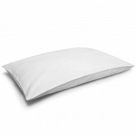 Krem i bardhë i pastër liri Pillowcasde prodhuar në Itali - Blessy