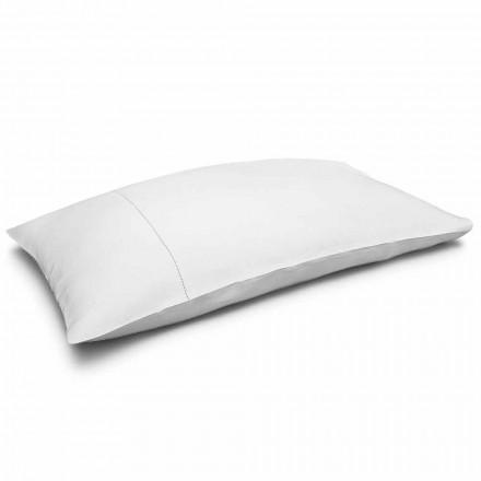 Jastëk me jastëk të bardhë dhe të pastër prej kremi prodhuar në Itali - Chiana