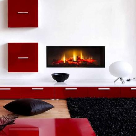 Zjarri elektrik Vendos ekranin me definitiv të lartë Edimburgh Single