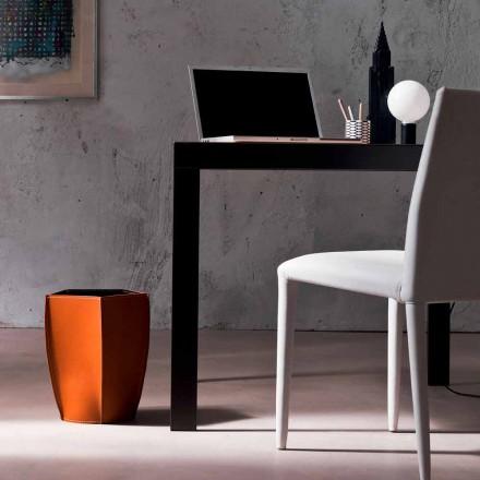Dizajn kuti pa ujë në lëkurën e rigjeneruar Poligiono, të bërë në Itali