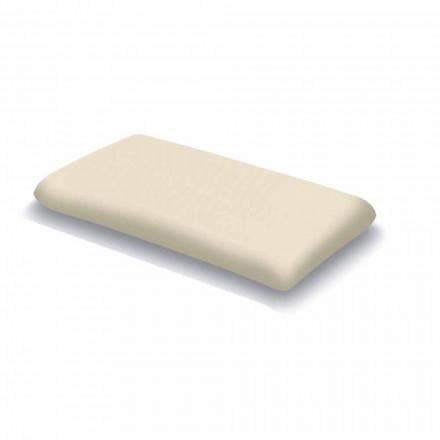 Jastëk në shkumën e kujtesës ergonomike Made in Italy, 2 copë  - Magnolia