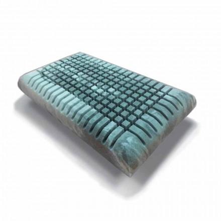Memory ergonomik Memory Xform jastëk Made in Italy, 2 copë  - Clementino