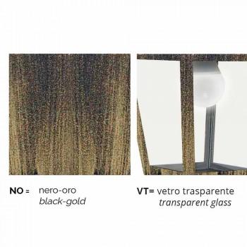 Llambë tavani alumini në natyrë i bërë në Itali, Aquilina
