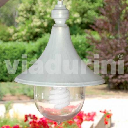 Llambë varëse në natyrë e bërë me alumin të bardhë, e bëri Italinë, Anusca