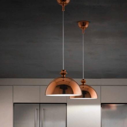 Dritë varëse qeramike me dizajn modern I Lustri 8 nga Aldo Bernardi