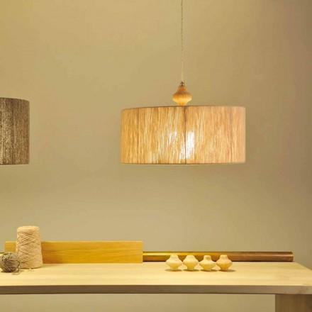 Llambë varëse druri Bois, kabllo 400 cm