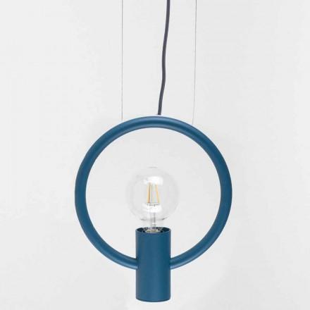 Llambë Pezullimi Dizajnimi në Çelik Prodhuar në Itali - Delizia