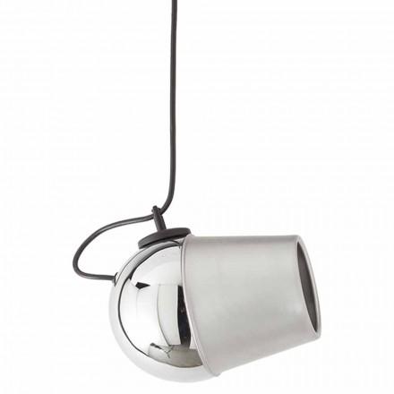 Llambë metalike me dizajn varëse Magnet - Toscot