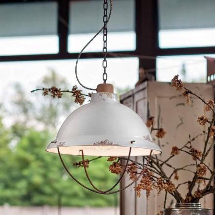 Dizajn industrial i punuar me dorë llambë varëse varëse Clara