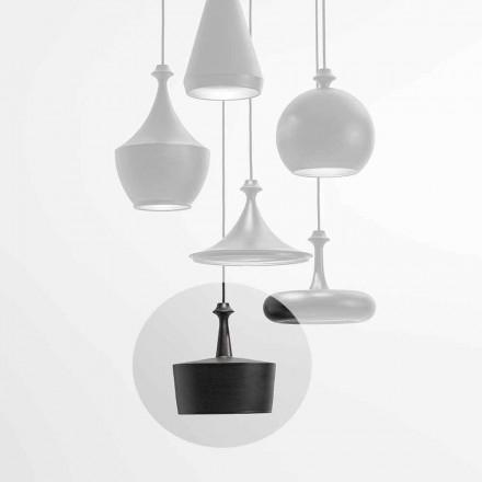 Llambë pezullimi për dritën qeramike LED - L6 Glitter Aldo Bernardi