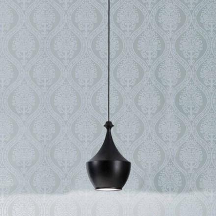 Llambë varëse qeramike projektuesi I Lustri 3 nga Aldo Bernardi