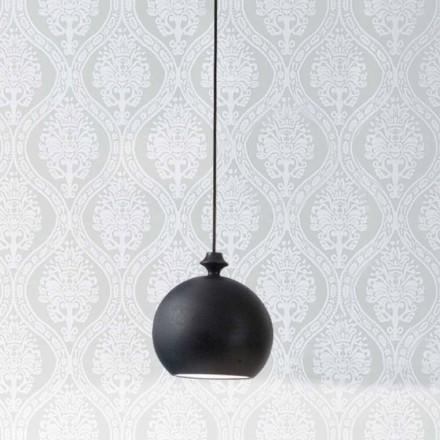 Dritë varëse qeramike moderne I Lustri 5 - 180 ° dalje tendë