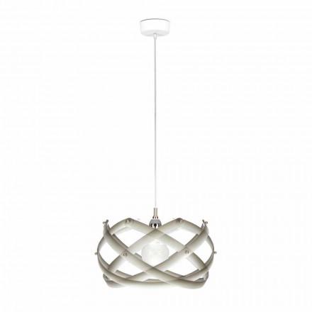 Llambë varëse Vanna, e bërë nga metakrilate me dekorime, diamant 40 cm.