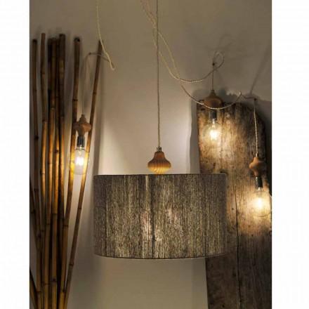Dizajn modern llambë varëse me 4 dritë Bois