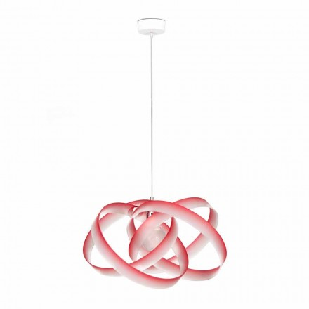 Llambë varëse me dizajn modern Ferdi, diam 56 cm, bërë nga metakrilate