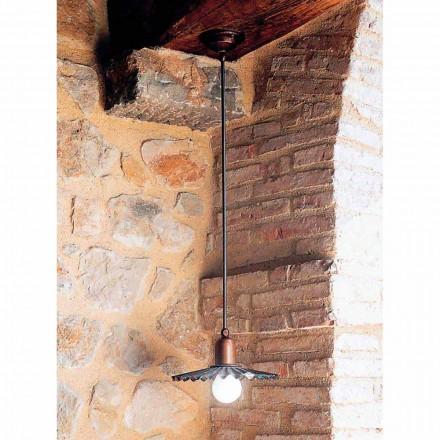 Llambë varëse me dizajn modern Civetta nga Aldo Bernardi