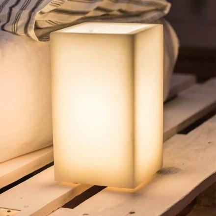 Llambë Abat-jour në dylli aromatik të ngjyrave të ndryshme të bëra në Itali - Dalila