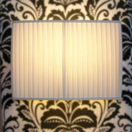 Dizajn modern 2-dritë llambë mur Bamboo