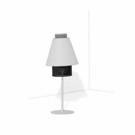 Llambë tavoline me strukturë metalike Dizajn modern Prodhuar në Itali - Marinar