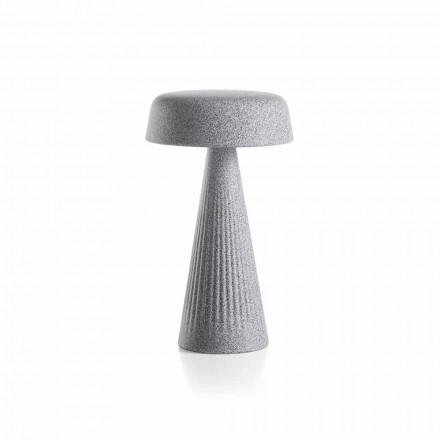 Llambë tavoline me strukturë në polietileni prodhuar në Itali - Desmond