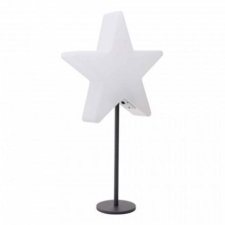 Llambë tavoline me dizajn modern, Yll me ose pa Piedestal - Littlestar