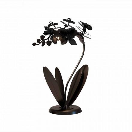 Llambë tavoline prej hekuri me dizajn modern të prodhuar në Itali - Amorpha