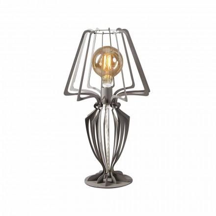 Llambë tavoline prej hekuri me dizajn modern të prodhuar në Itali - Giunone