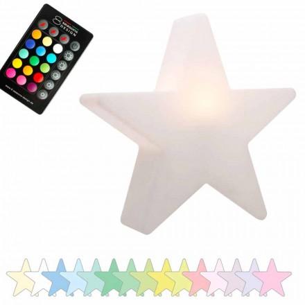 Llambë tavoline diellore ose LED, Projektimi i yjeve në polietileni - Ringostar