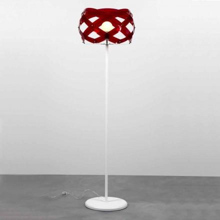 Llambë dyshemeje metakrilate me dizajn modern Vanna, H 187 cm